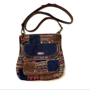 Sakroots Multicolor Crossbody Bag